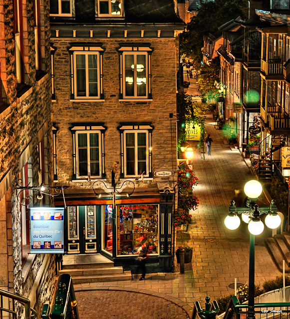 jeff strobel: closing time (quebec city)