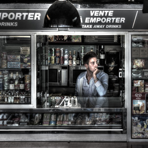 jeff strobel: concession (paris, france)